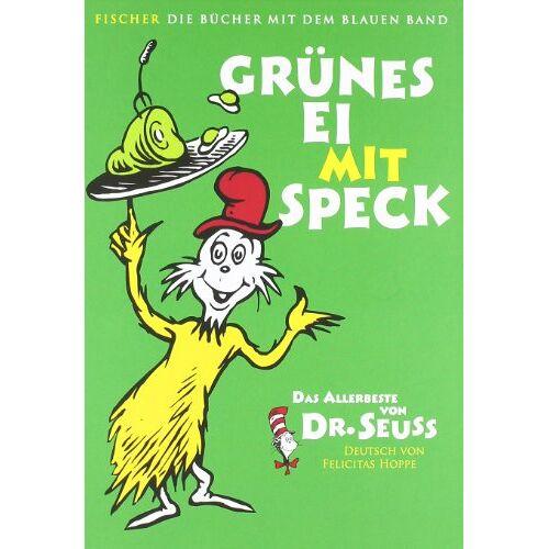 Seuss - Grünes Ei mit Speck: Das Allerbeste von Dr. Seuss - Preis vom 20.10.2020 04:55:35 h