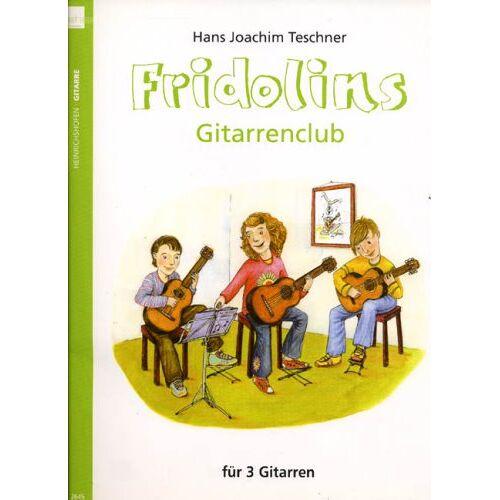 - Fridolins Gitarrenclub. Gitarre - Preis vom 20.10.2020 04:55:35 h
