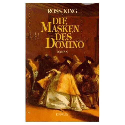 Ross King - Die Masken des Domino - Preis vom 01.03.2021 06:00:22 h