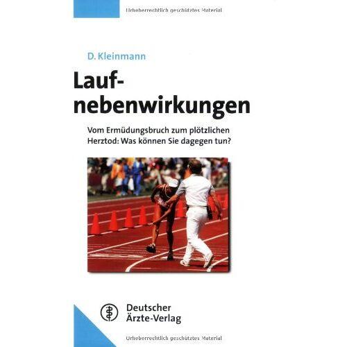 Dieter Kleinmann - Laufnebenwirkungen - Preis vom 18.04.2021 04:52:10 h