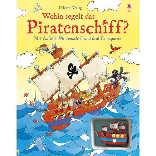 Louie Stowell - Wohin segelt das Piratenschiff? - Preis vom 21.10.2020 04:49:09 h