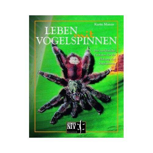 Karin Manns - Leben mit Vogelspinnen - Preis vom 19.01.2020 06:04:52 h