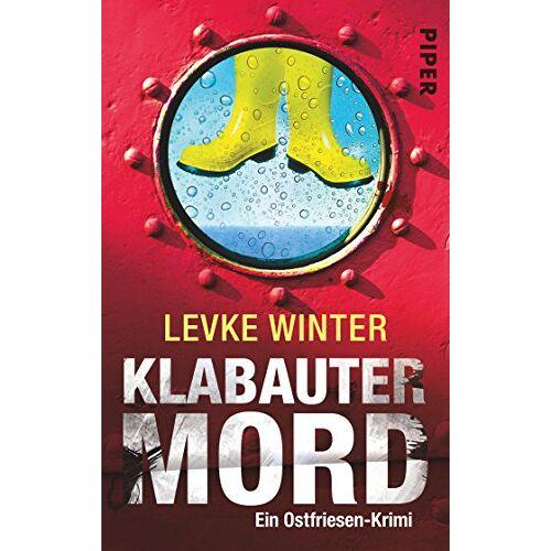 Levke Winter - Klabautermord: Ein Ostfriesen-Krimi (Ostfriesland-Krimis, Band 2) - Preis vom 05.05.2021 04:54:13 h