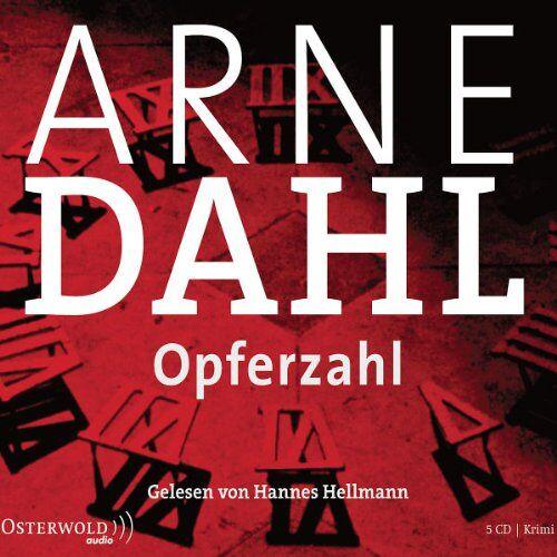 Arne Dahl - Opferzahl (5 CDs) - Preis vom 05.09.2020 04:49:05 h
