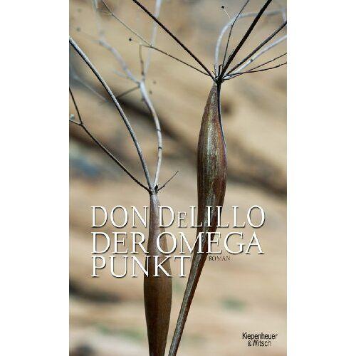 Don DeLillo - Der Omega-Punkt: Roman - Preis vom 30.05.2020 05:03:23 h