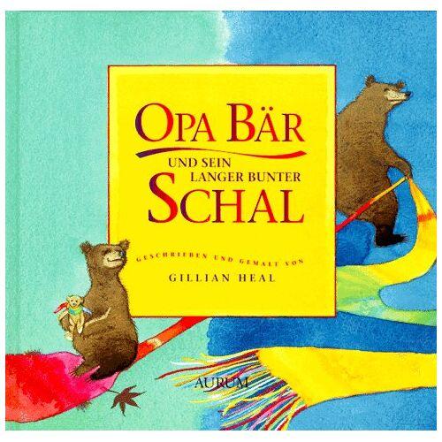 Gillian Heal - Opa Bär und sein langer bunter Schal - Preis vom 04.09.2020 04:54:27 h