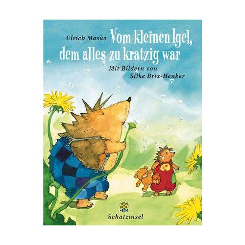 Ulrich Maske - Vom kleinen Igel, dem alles zu kratzig war - Preis vom 18.04.2021 04:52:10 h