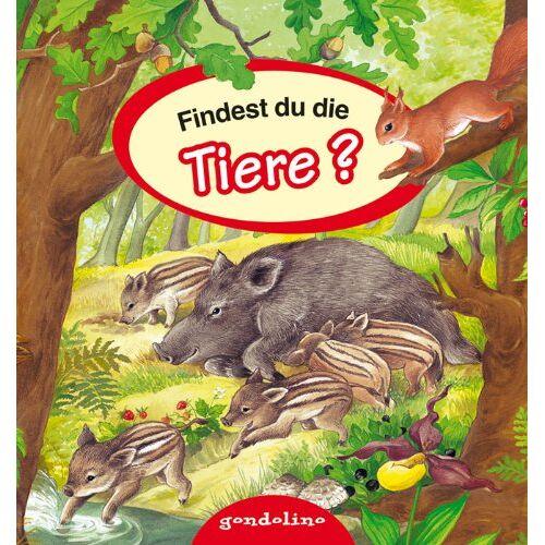 - Findest du die Tiere? - Preis vom 08.05.2021 04:52:27 h