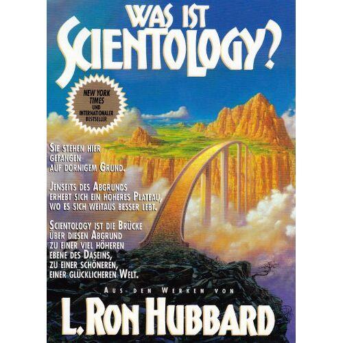 Hubbard, L. Ron - Was ist Scientology? - Preis vom 18.04.2021 04:52:10 h