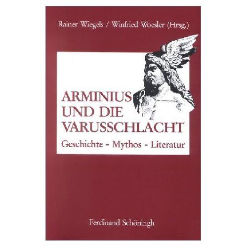 Rainer Wiegels - Arminius und die Varusschlacht: - Preis vom 03.05.2021 04:57:00 h