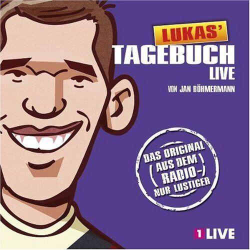 Jan Böhmermann - Lukas' Tagebuch: Live-Mitschnitt - Preis vom 21.10.2020 04:49:09 h