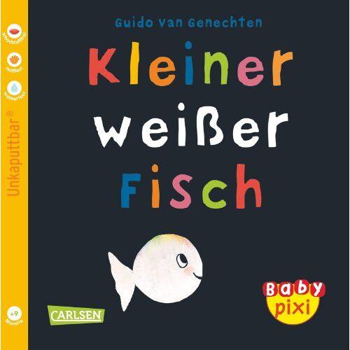 - Baby Pixi, Band 11: Kleiner weißer Fisch - Preis vom 06.05.2021 04:54:26 h