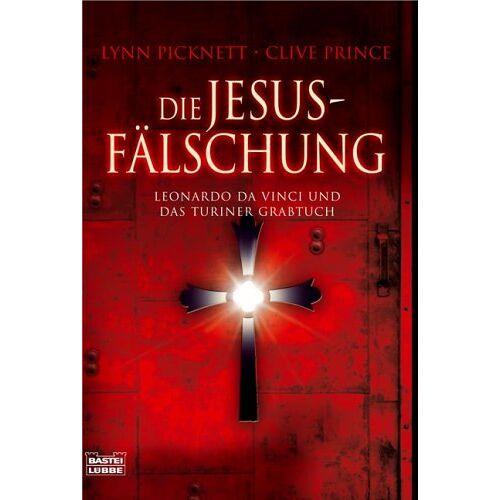 Lynn Picknett - Die Jesus Fälschung: Leonardo da Vinci und das Turiner Grabtuch - Preis vom 21.04.2021 04:48:01 h