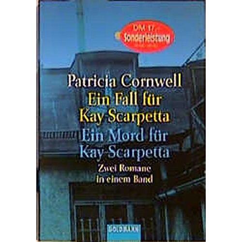Patricia Cornwell - Ein Fall für Kay Scarpetta / Ein Mord für Kay Scarpetta - Preis vom 20.10.2020 04:55:35 h