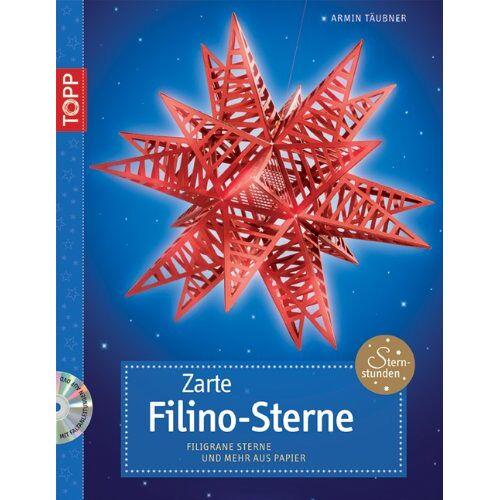 Armin Täubner - Zarte Filino-Sterne: Filigrane Sterne und mehr aus Papier - Preis vom 28.02.2021 06:03:40 h
