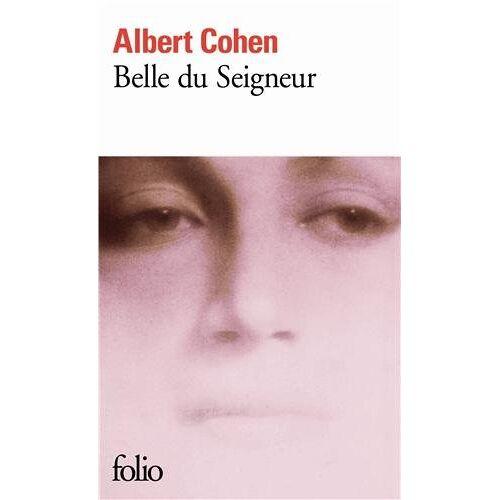 Albert Cohen - Belle du Seigneur (Folio) - Preis vom 16.05.2021 04:43:40 h