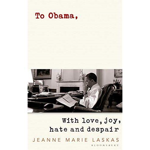 Laskas, Jeanne Marie - To Obama: Diary of a Nation - Preis vom 28.02.2021 06:03:40 h