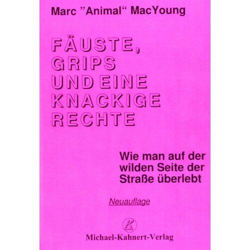 Marc Fäuste, Grips und eine knackige Rechte - Preis vom 18.04.2021 04:52:10 h