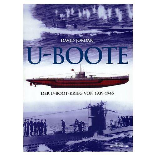 David Jordan - U-Boote - Preis vom 21.10.2020 04:49:09 h