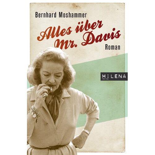 Bernhard Moshammer - Alles über Mr. Davis - Preis vom 03.03.2021 05:50:10 h