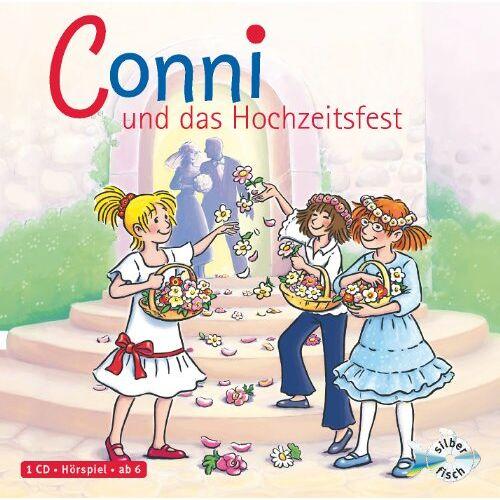Julia Boehme - Conni und das Hochzeitsfest: : 1 CD - Preis vom 24.02.2020 06:06:31 h