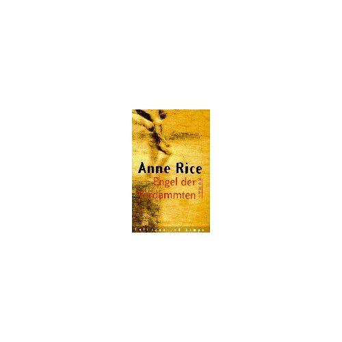 Anne Rice - Engel der Verdammten - Preis vom 04.09.2020 04:54:27 h