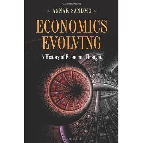 Agnar Sandmo - Economics Evolving: A History of Economic Thought - Preis vom 27.03.2020 05:56:34 h