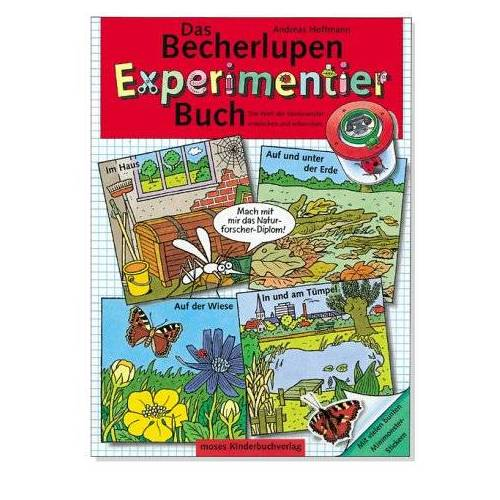 Andreas Hoffmann - Das Becherlupen-Experimentierbuch - Preis vom 09.09.2020 04:54:33 h