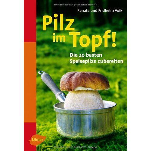 Fridhelm Volk | Renate Volk - Pilz in Sicht! / Pilz im Topf! - Die 20 besten Speisepilze sammeln / Die 20 besten Speisepilze zubereiten - Preis vom 15.04.2021 04:51:42 h