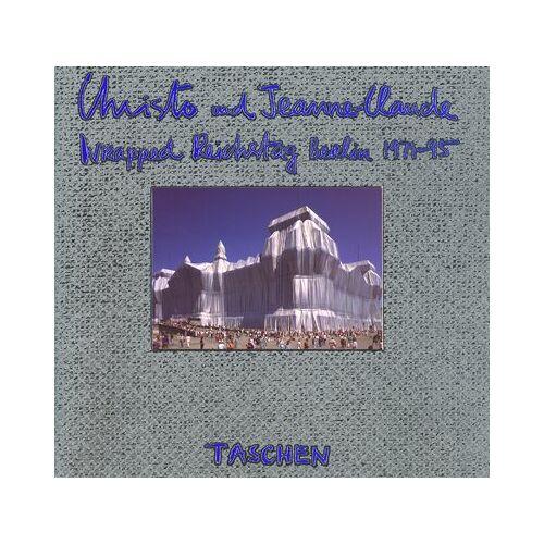 Christo - Christo. Wrapped Reichstag: Wrapped - Reichstag, Berlin 1971-1995 (Taschen specials) - Preis vom 20.10.2020 04:55:35 h