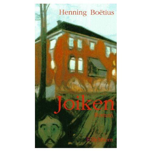 Henning Boëtius - Joiken - Preis vom 05.09.2020 04:49:05 h