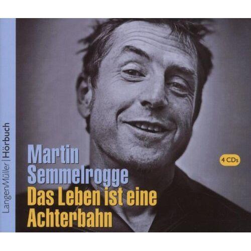 Martin Semmelrogge - Das Leben ist eine Achterbahn. 4 CDs - Preis vom 18.04.2021 04:52:10 h