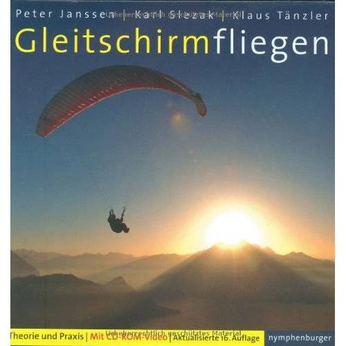 Peter Janssen - Gleitschirmfliegen - Preis vom 13.04.2021 04:49:48 h
