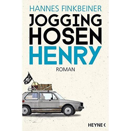Hannes Finkbeiner - Jogginghosen-Henry: Roman - Preis vom 20.10.2020 04:55:35 h