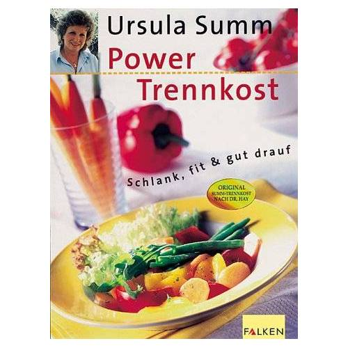 Ursula Summ - Power-Trennkost - Preis vom 05.03.2021 05:56:49 h