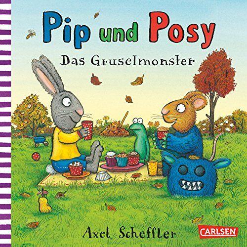 - Pip und Posy: Das Gruselmonster - Preis vom 16.04.2021 04:54:32 h