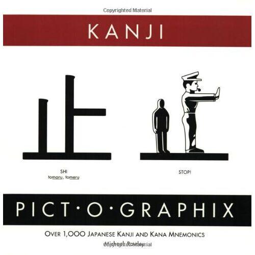 Michael Rowley - Kanji Pict-O-Graphix: Over 1,000 Japanese Kanji and Kana Mnemonics - Preis vom 21.04.2021 04:48:01 h