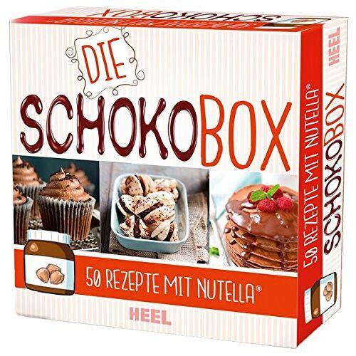 - Die Schoko-Box: 50 Rezepte mit Nutella® - Preis vom 14.04.2021 04:53:30 h