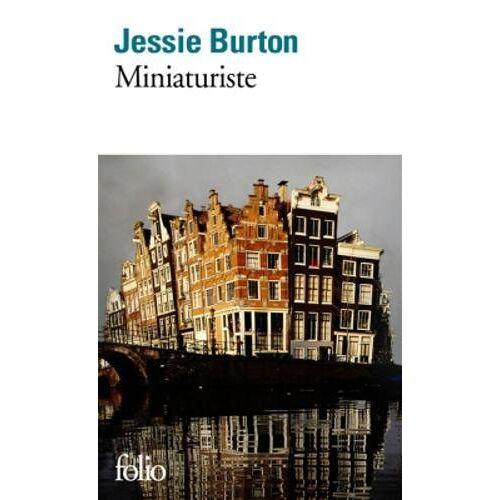 Jessie Burton - Miniaturiste - Preis vom 09.05.2021 04:52:39 h