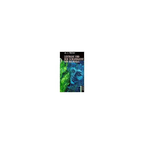 Trow, M. J. - Lestrade und der Schlo▀geist von Balmoral - Preis vom 07.05.2021 04:52:30 h