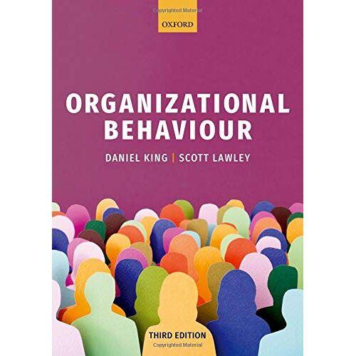 Daniel King - Organizational Behaviour - Preis vom 22.02.2020 06:00:29 h
