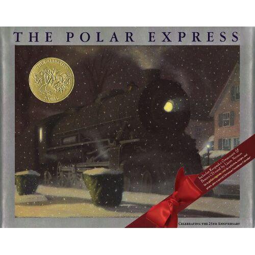 Chris Van Allsburg - Polar Express with CD - Preis vom 07.05.2021 04:52:30 h