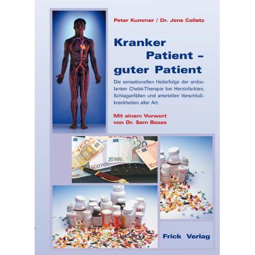 Peter Kummer - Kranker Patient, guter Patient - Preis vom 14.05.2021 04:51:20 h