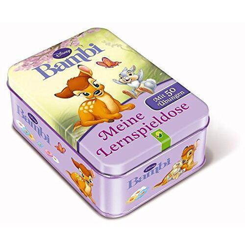 Disney Bambi - Meine Lernspieldose: Mit 50 Übungen - Preis vom 08.05.2021 04:52:27 h