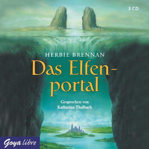 Herbie Brennan - Das Elfenportal - Elfenportal-Saga Folge 1 - Preis vom 05.09.2020 04:49:05 h