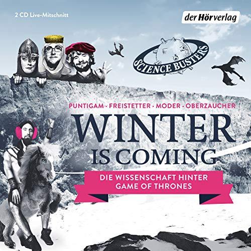 Martin Puntigam - Winter is Coming: Die Wissenschaft von Game of Thrones - Preis vom 19.01.2021 06:03:31 h