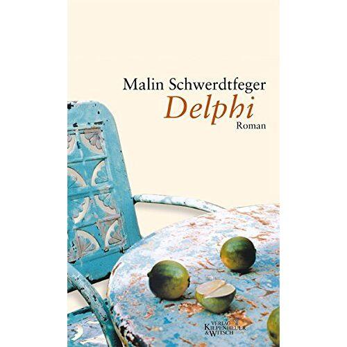 Malin Schwerdtfeger - Delphi: Roman - Preis vom 21.10.2020 04:49:09 h