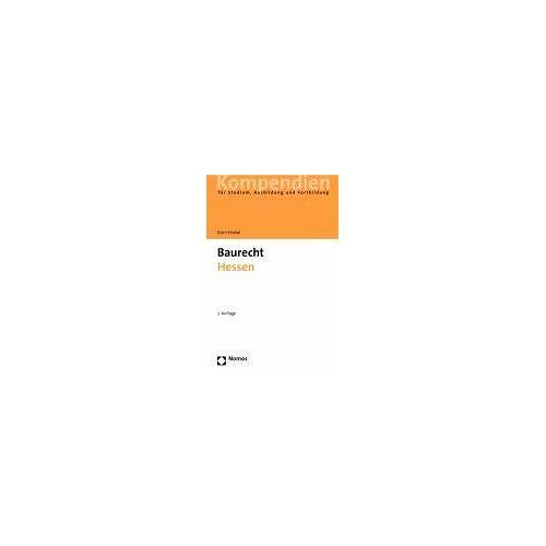 Hansjochen Dürr - Baurecht Hessen - Preis vom 20.10.2020 04:55:35 h