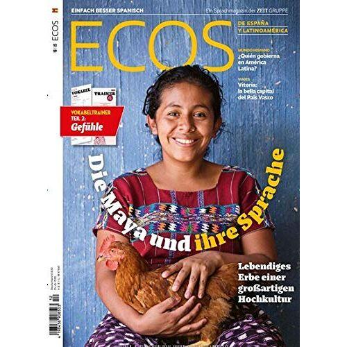 Ecos Magazin - Ecos Magazin 12/2019 Die Maya und ihre Sprache - Preis vom 17.04.2021 04:51:59 h