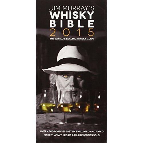Jim Murray - Jim Murray's Whisky Bible 2015 - Preis vom 28.02.2021 06:03:40 h